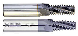 Steam Oxide Finish 3 Flutes 1//4 20 Size High-Speed Steel H5 Pitch Diameter Morse Cutting Tools 30371 Spiral Point HPT High Performance Taps for Hard Materials
