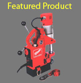 Milwaukee Electromagnetic Drill Press